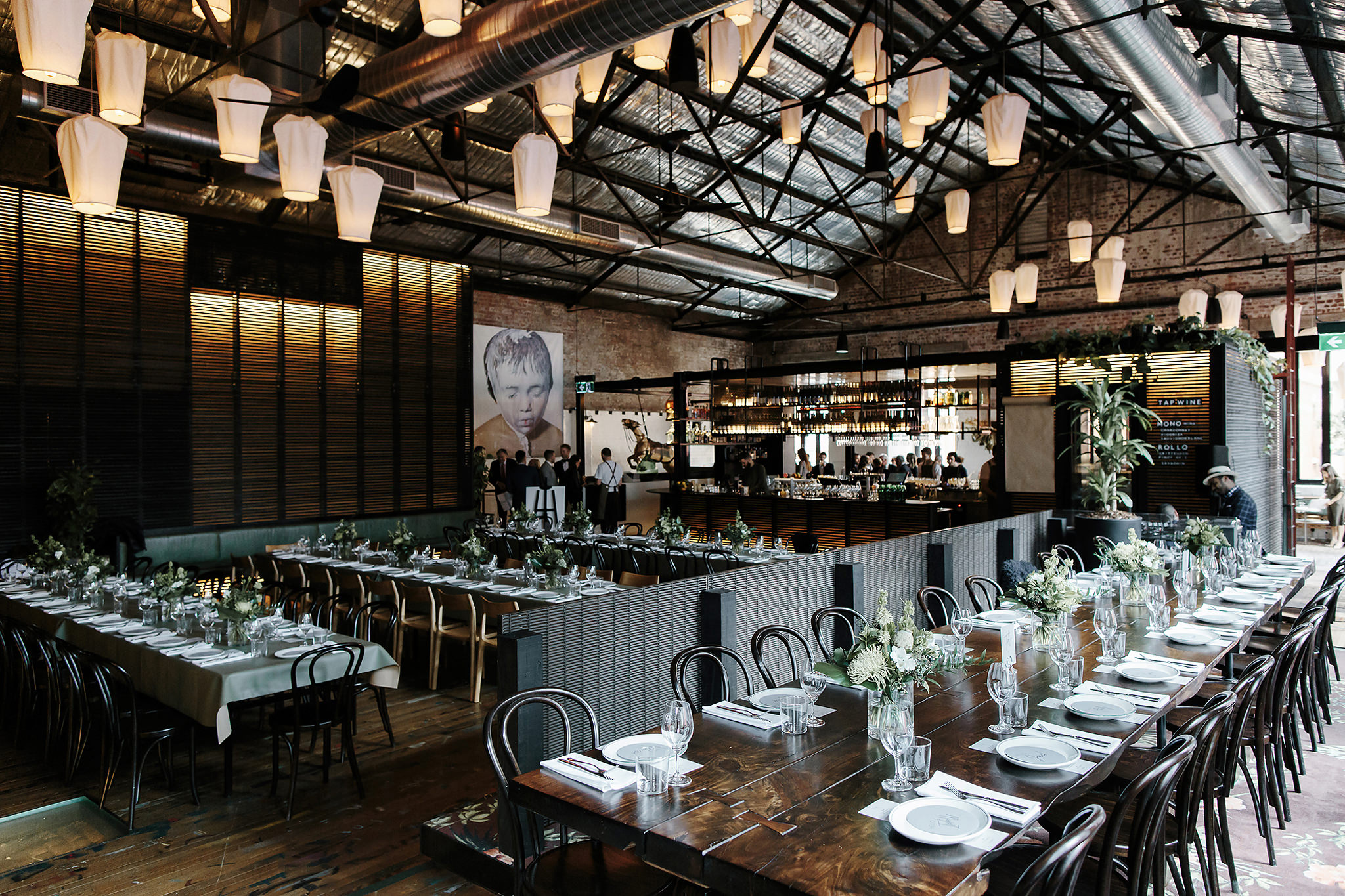 Alternative Wedding venues in Melbourne - Longsong wedding