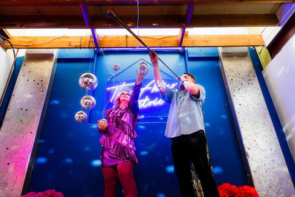 Good Day Club Wedding Hire Altar Electric