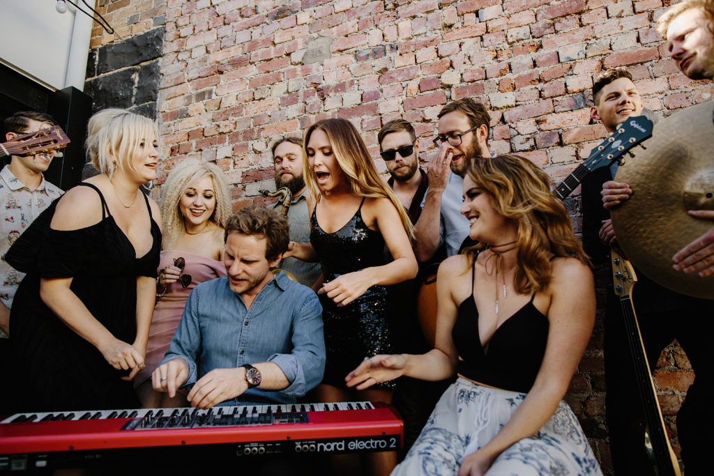 Melbourne Wedding Band Lark Music