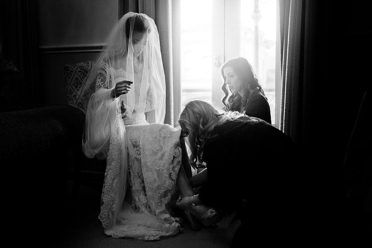 Suzanne Harward bridal gown
