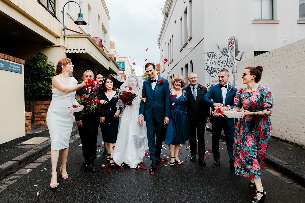 Best wedding photo locations in Melbourne