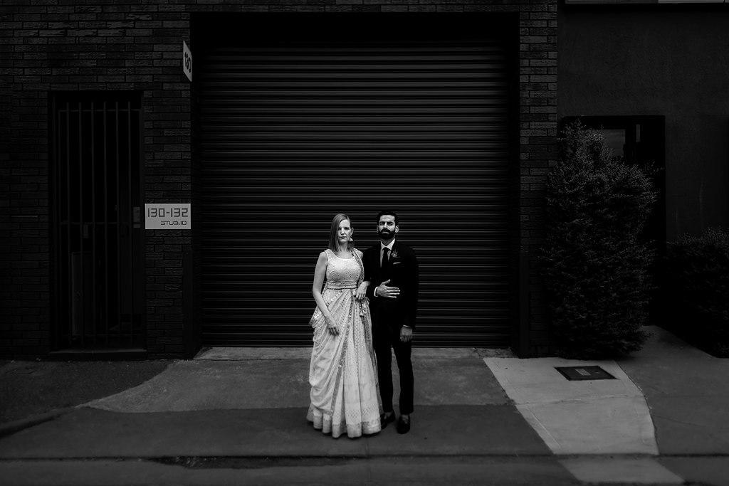 Fitzroy wedding photo locations