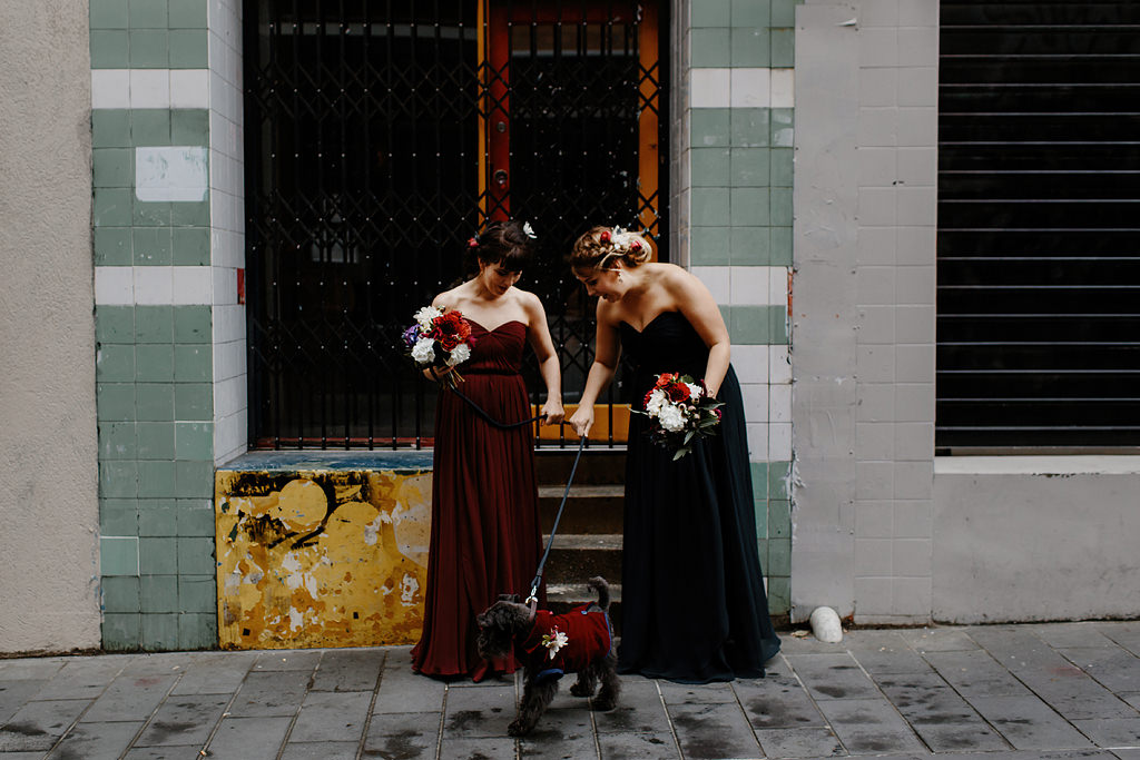 Melbourne Alley wedding photo locations