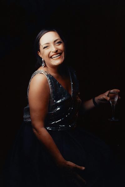 Wedding celebrant Rachael Calvert