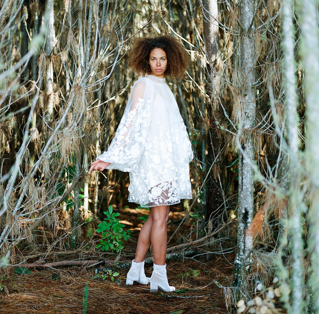 Brooke tyson ritual - Flora gown