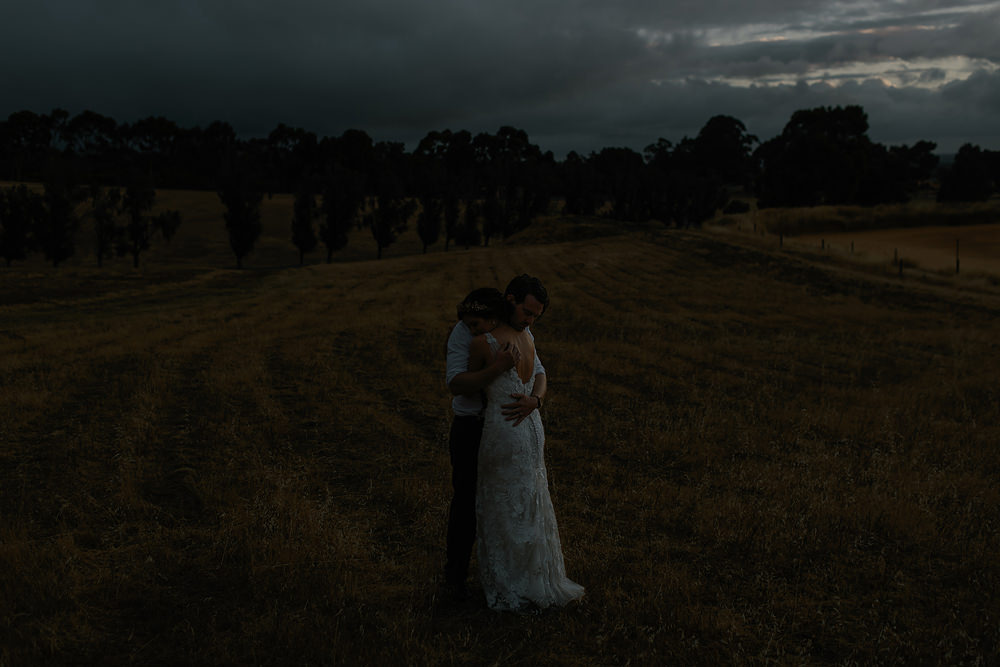 Quarry Farm sunset wedding photos