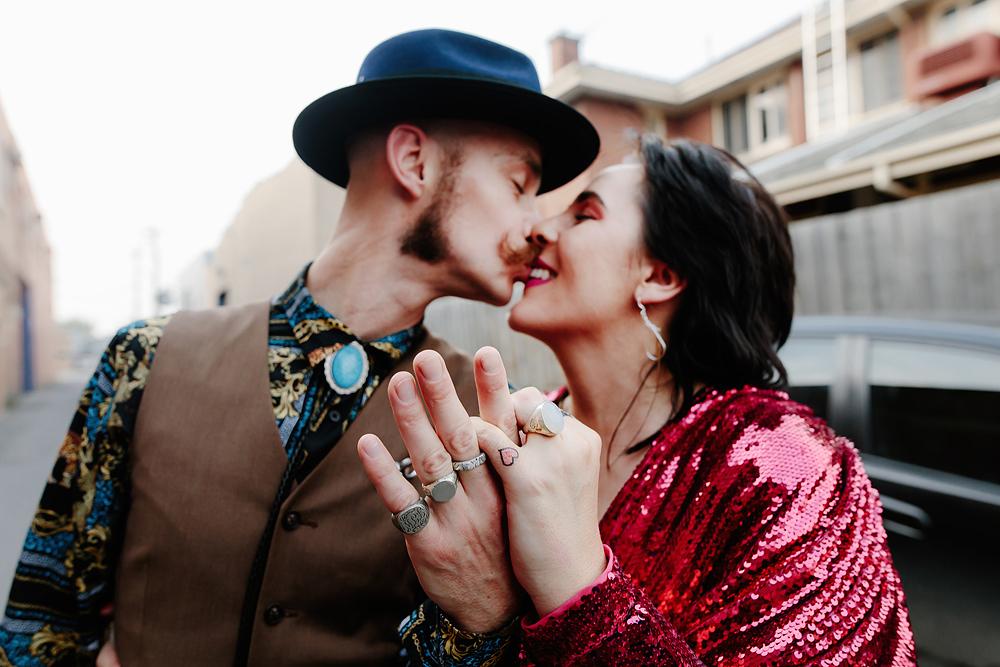 Melbourrne City elopement