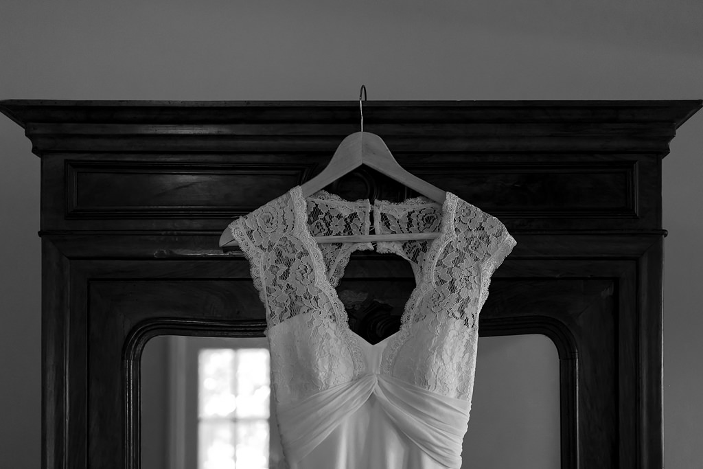 Daylesford wedding dress