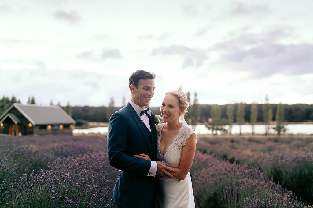 Sault Daylesford wedding lavender