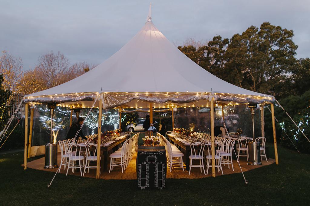 Superintendent's Residence Wedding Reception