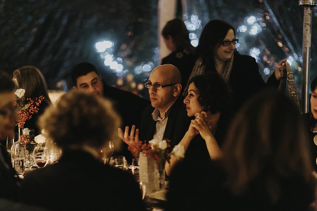 superintendent's residence centennial park wedding