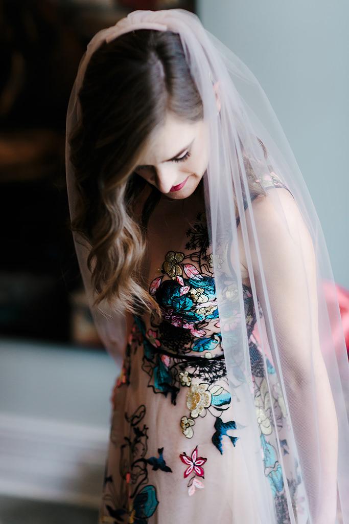 Suzanne Harward Songbird Gown
