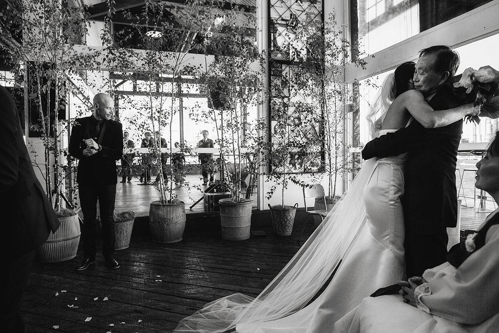 Sydney Theatre Company wedding