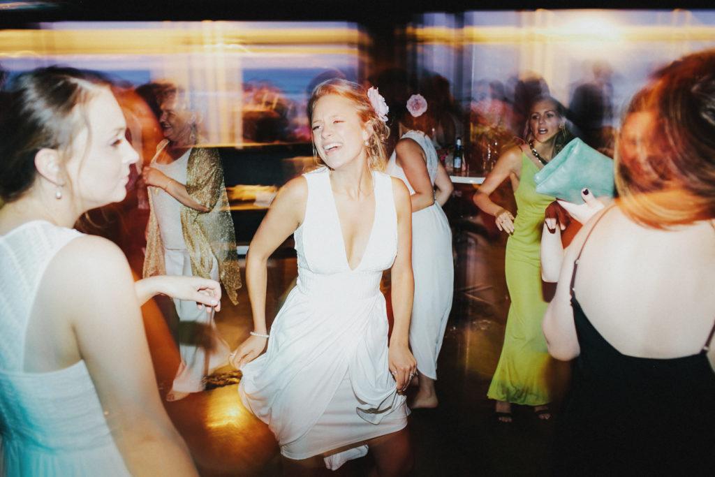 All Smiles Sorrento wedding reception