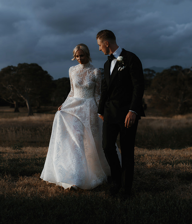 Melbourne wedding planner Will and Jac