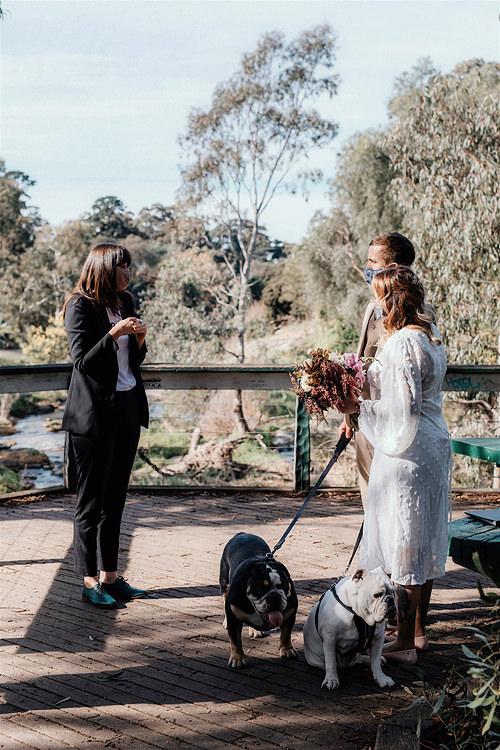 Covid wedding melbourne