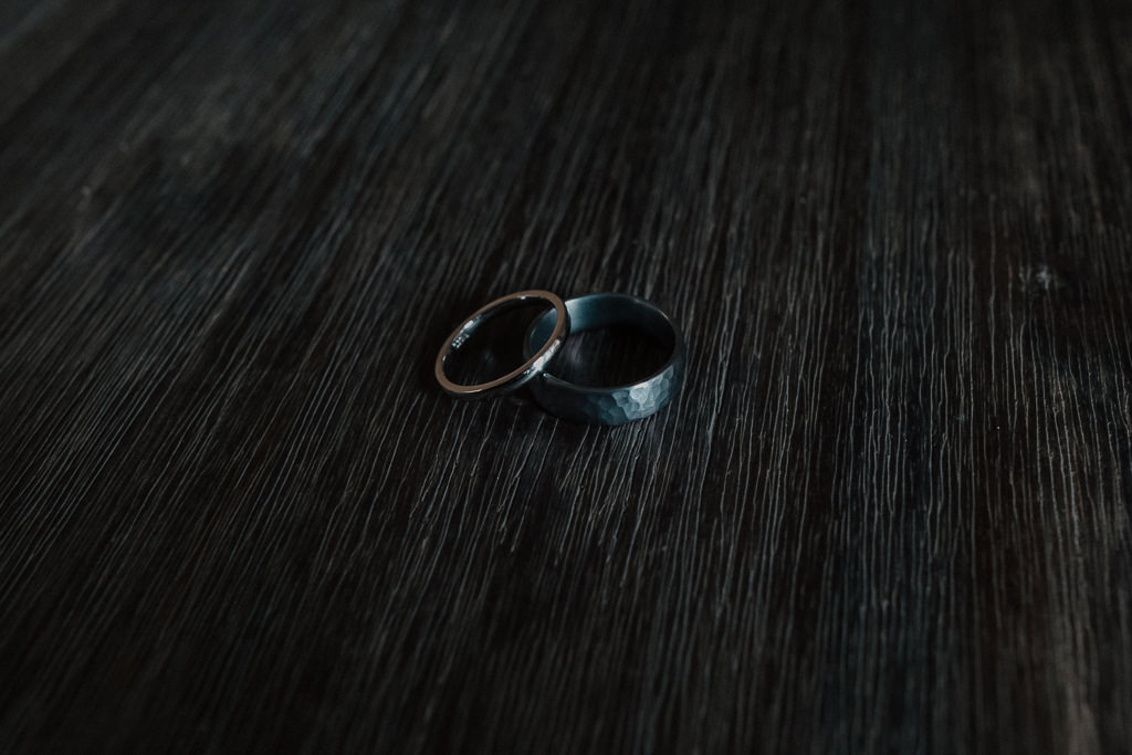 Uniform Black rings