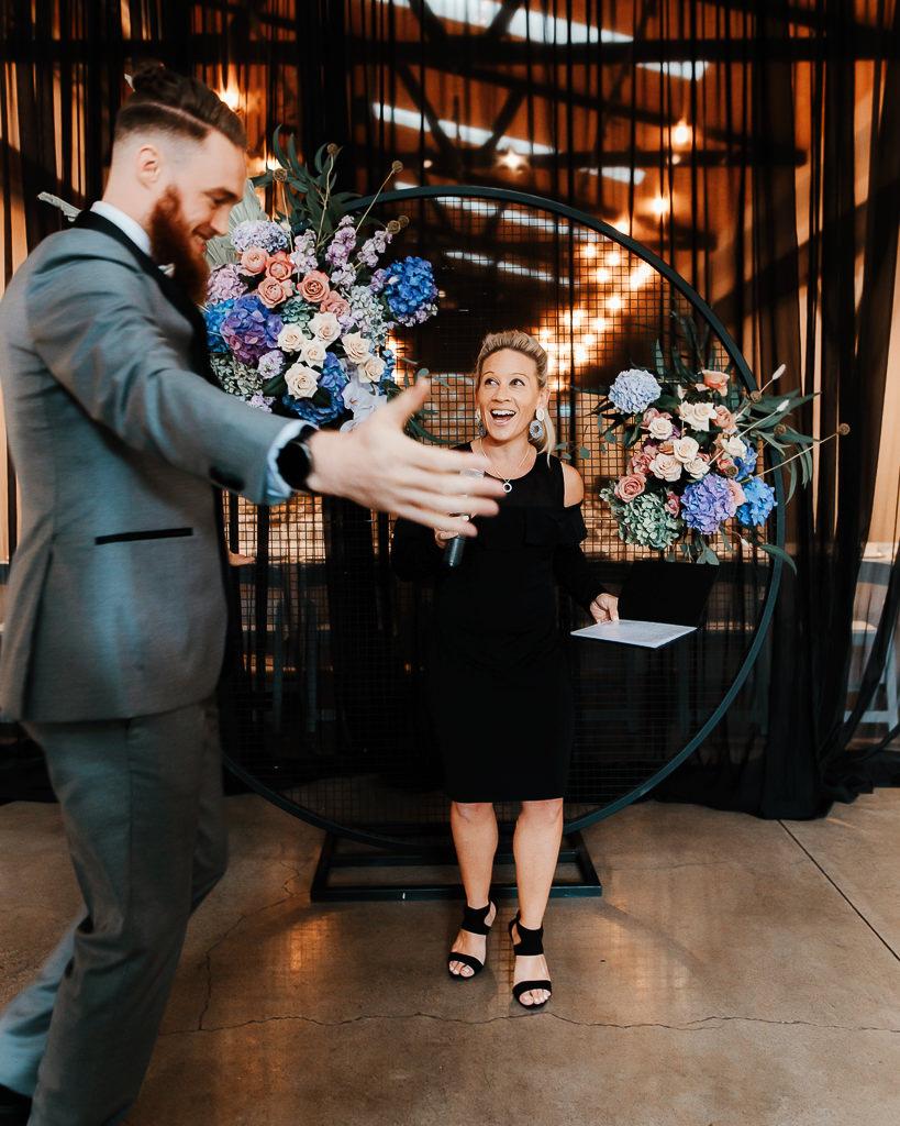 Shannon Jeans wedding celebrant