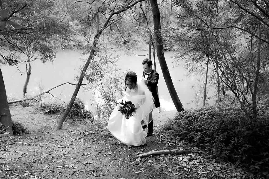 heide gallery wedding photo
