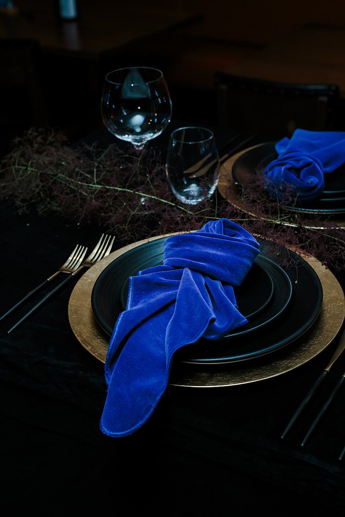Table Setting by Popup With Style
