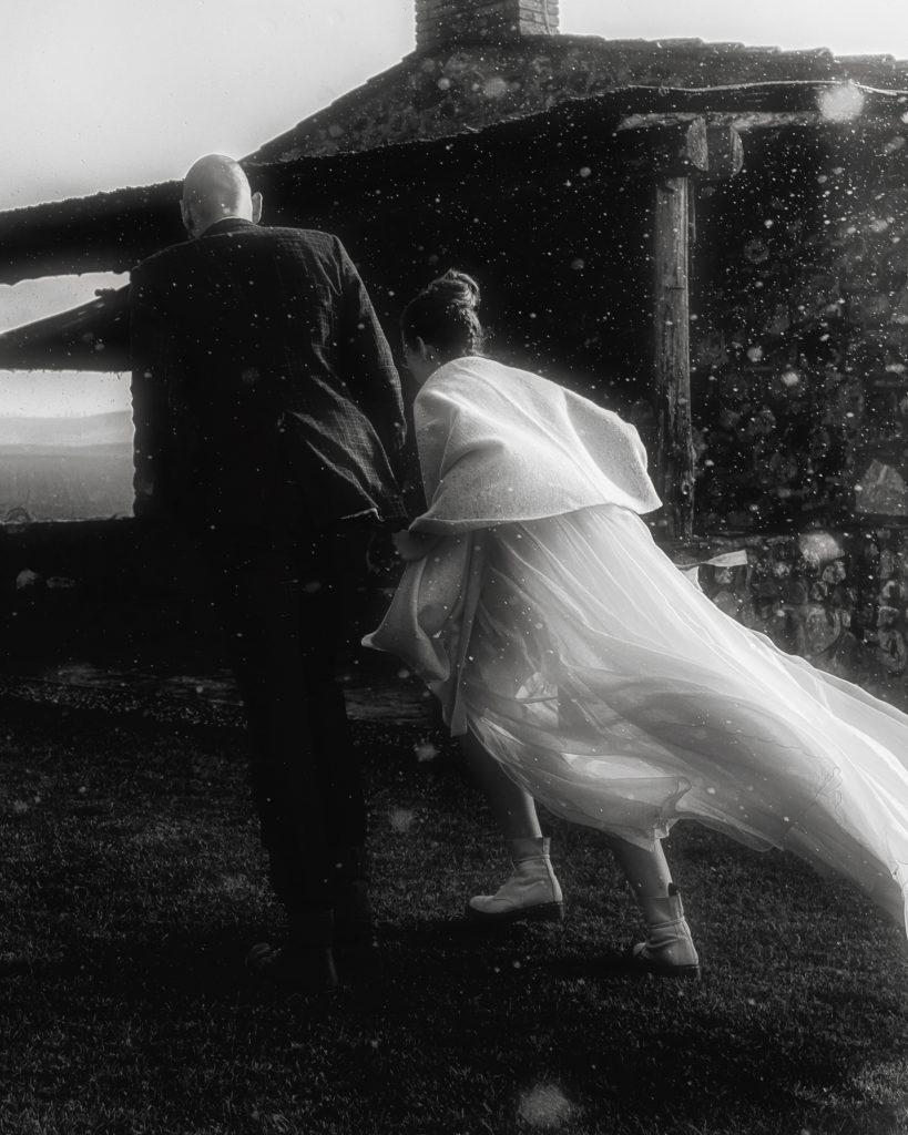 Wedding photography meeting