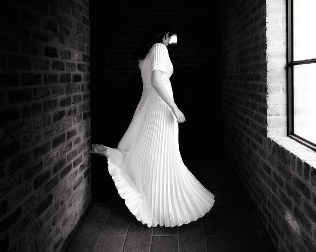 le louvre wedding dress