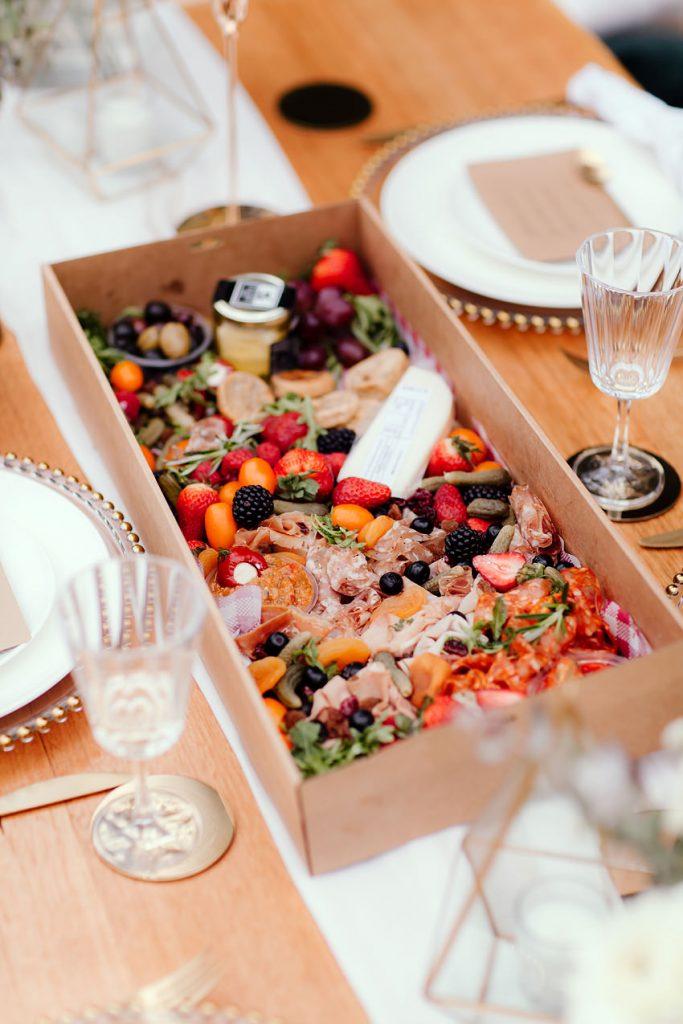 Grazing board Melbourne picnic