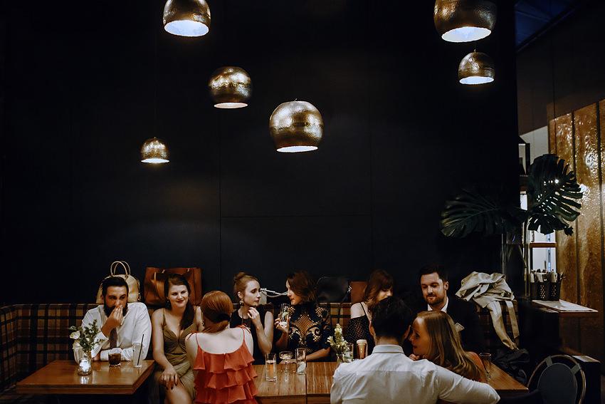 an image of a wedding reception dinner